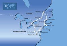 privé rondreis New England & Quebec - Privéreis Verenigde Staten… Bar Harbour, Quebec City, Gettysburg, Indian Summer, Cape Cod, Washington Dc, Montreal, New England, Philadelphia