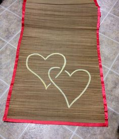 CUSTOM Bamboo Aisle Runner - FREE SHIPPING - Perfect for Beach, Country-themed, Tropical Weddings & Parties via Etsy
