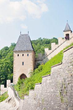 Karlstejn Castle #travel #travelinspiration #travelphotography #prague #YLP100BestOf #wanderlust