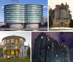 Once, they held grain, missiles or even sewage. But these 14 silos were transformed into incredibly creative adaptive reuse projects, transcending their utilitarian identities to present us with modern high-rise apartment buildings, eco-friendly homes, unusual restaurants and irresistible bed-and-breakfasts.