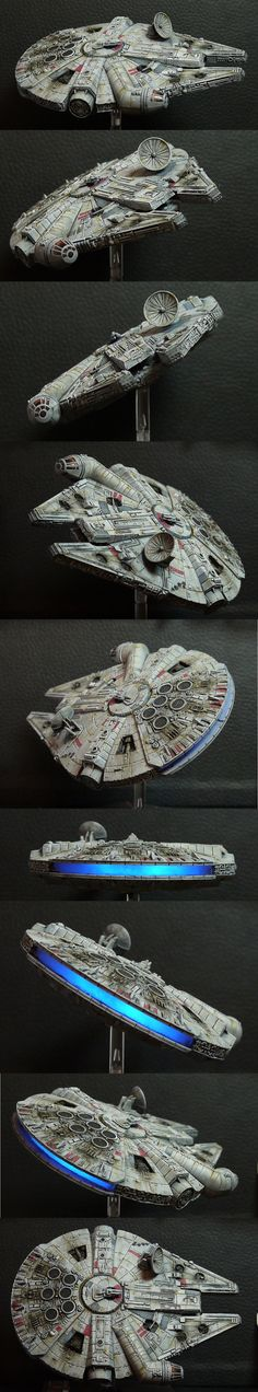 Millenium Falcon from FFG X-Wing game