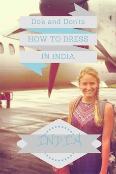 "Before I left for India, before I knew about travel blogging, I asked around: ""Does anyone know someone who backpacked India? I have so many questions! I don't know how to dress.""  India is conservative, but there are so many different style icons and types of fashion here just like anywhere else, and not all popular styles keep the woman covered up like you would imagine."