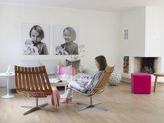 La maison d'Anna G.: design norvégien