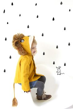 Little Goodall available in europe at Coaters.