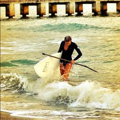 SUP surf :)