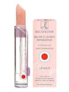 Lip balm with rose attar Belweder