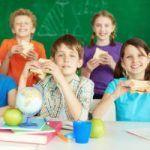 A scuola distributori solo con cibo sano: è proposta di legge