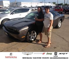 "https://flic.kr/p/t7qdFv | #HappyAnniversary to Juan Castillo on your 2014 #Dodge #Challenger from Everyone at Randall Noe Chrysler Dodge Jeep RAM! | <a href=""http://www.randallnoechryslerdodge.com/?utm_source=Flickr&utm_medium=DMaxxPhoto&utm_campaign=DeliveryMaxx"" rel=""nofollow"">www.randallnoechryslerdodge.com/?utm_source=Flickr&ut...</a>"