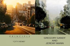 If It's Hip, It's Here: San Francisco As Seen By Artists Greg Gandy And Jeremy Mann