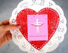 Create your own adorable valentines this year with Crafterina! Available on www.Crafterina.Etsy.com