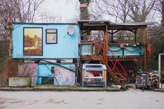 Freetown Christiania: Inside Copenhagen's Hippie Commune