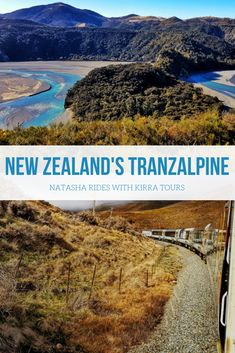Natasha Rides the TranzAlpine with Kirra Tours Bloor Homes, New Zealand Tours, Coach Tours, Property Management, Gold Coast, Alps, Journey, Explore, Places