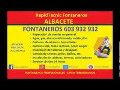 Fontaneros ALBACETE 603 932 932