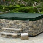 Take care of your #hottub #cover