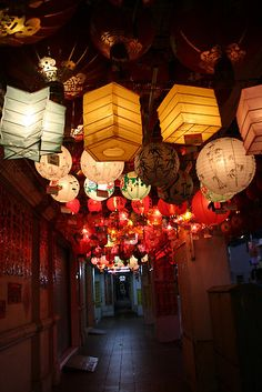 I want to use all my chinese lanterns for my patio when I get a house ;-)