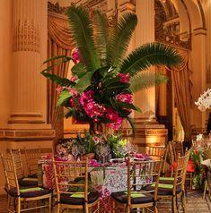 The New York Botanical Garden's Orchid Dinner | New York Social Diary