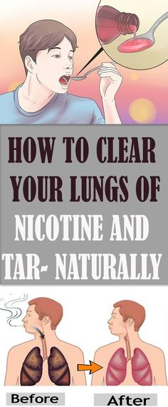 If you are a smoker, your lungs are filled with nicotine and tar, which is a very bad thing for you and your health. Even if you stopped smoking recently, …