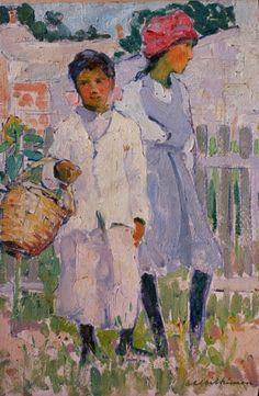 Edith Lake Wilkinson-Very interesting story behind this artist.