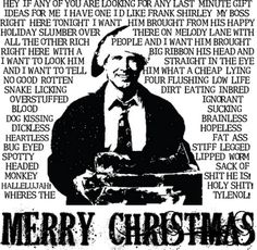 Christmas Vacation.  Best Christmas movie of ALL time.