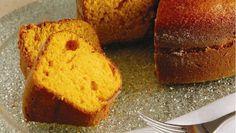 Bolo de Cenoura para Diabéticos - Receitas de Cozinha