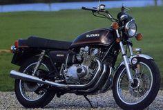 Suzuki GS750 1976/77