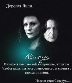 Северус Снейп (Severus Snape)