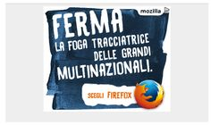 Mozilla-Firefox: il miglior browser open source completamente gratuito- -ITALIA   by   Francesco-Welcome and enjoy- - #Expo2015 #WonderfulExpo2015 #ExpoMilano2015 #Wonderfooditaly #MadeinItaly #slowfood #FrancescoBruno    @frbrun  http://www.blogtematico.it  frbrun@tiscali.it    http://www.francoingbruno.it