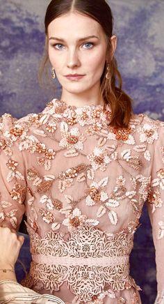 Marchesa Marchesa, Fashion Details, Floral Tops, Ruffle Blouse, Women