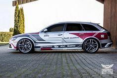 Auto • Audi RS6 Avant