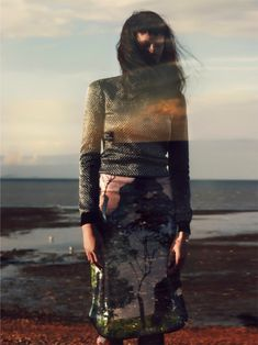 Emma Tempest Lenses Sadie Pinn in Free Spirited Style for Metal Magazine #28