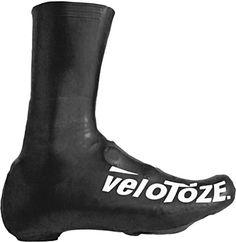 velotoze over helmet cover