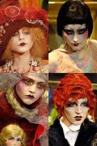 1920's make up