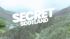 Watch our guide to secret Scotland!