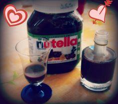 Liquore alla NUTELLA! *_____* DIY LIQUOR NUTELLA