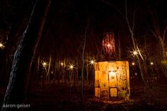 Austin Enchanted Forest:  I know they hardly ever have events, but I've heard it really is enchanting....