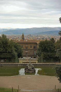 Palazzo Pitti e Giardino di Boboli (Boboli Gardens)