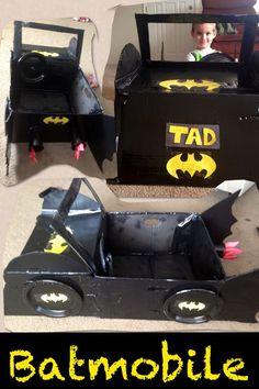 Mira estas 15 fabulosas y creativas ideas para hacer carros de juguete usando cajas grandes de cartón. A niños y niñas les encantará jugar d...