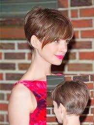 Resultado de imagen para anne hathaway haircut