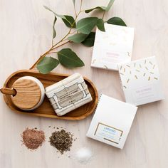 Look no further than these DIY bath salts for a sweet Valentine's Day gift. #partner