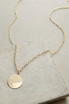 Cecile Necklace - anthropologie.com