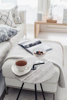 Marmorilöytö Rustasta Table, Furniture, Home Decor, Decoration Home, Room Decor, Tables, Home Furnishings, Home Interior Design, Desk