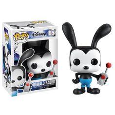 Amazon.com : Funko POP Disney: Epic Mickey Oswald Figure : Action Figures : Toys & Games