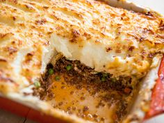 Classic,+Savory+Shepherd's+Pie+(With+Beef+and/or+Lamb)