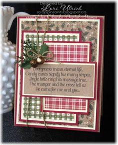 ~ Jingle Bells ~ by saintsrule - Cards and Paper Crafts at Splitcoaststampers