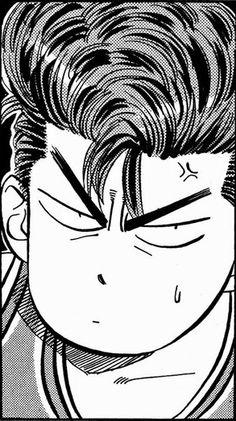 Manga Art, Anime Manga, Anime Guys, Anime Art, Mecha Anime, Slam Dunk Manga, Naruto Sad, Inoue Takehiko, Goku