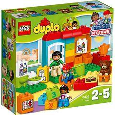 Lego 10871 Duplo ma ville aéroport Pre-School Creative Toddlers Building Toy Set