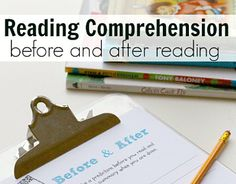 Judge a Book By Its Cover: Predict & Read (reading comp and predictions activity - from Scholastic Parents)