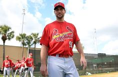 St. Louis Cardinals: Adam Wainwright tabbed for Opening Day start