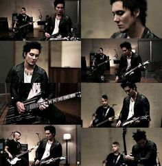 Synyster Gates <3 - just looking at this kind of breaks my heart