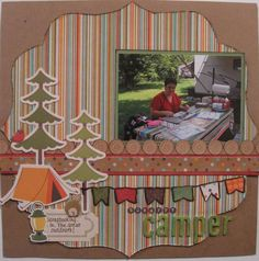 Have this paper and love how CUTE it is!  Great layout!